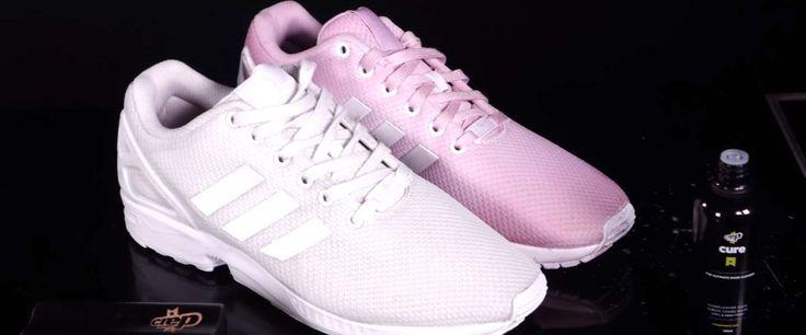 Zo krijg jij je witte sneakers weer écht helemaal wit