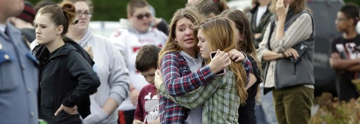 Is My Young Child Safe at School? | In the two years since the massacre at Sandy Hook, there have been over 85 school shootings. And our gun-control laws are only getting looser