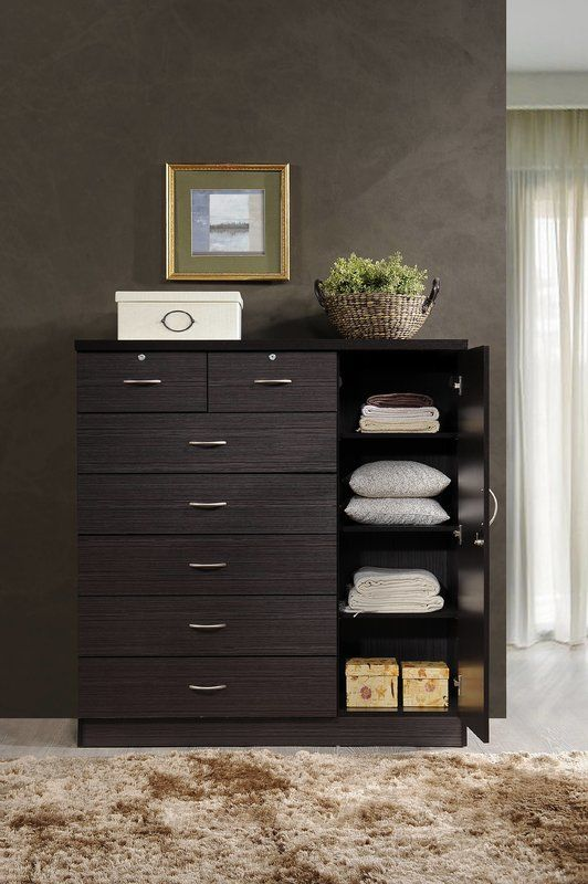 Stupendous Roselyn 7 Drawer Combo Dresser For The Home Dresser Home Remodeling Inspirations Cosmcuboardxyz
