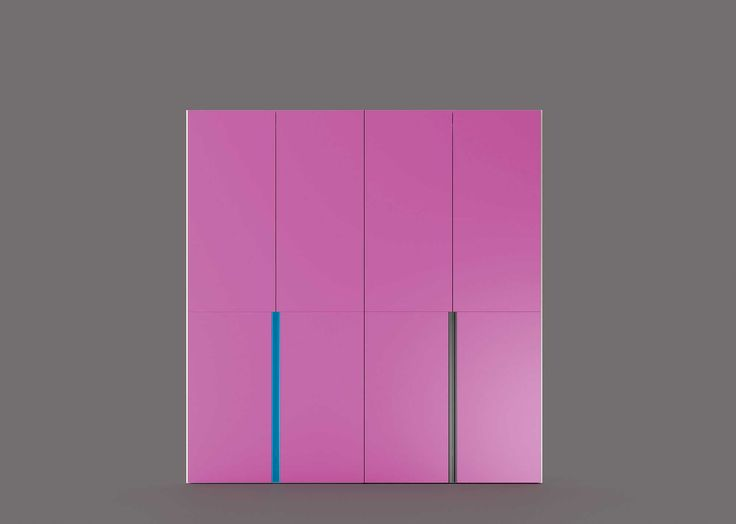 Life box AR06. Armario de cuatro puertas batientes ATOP