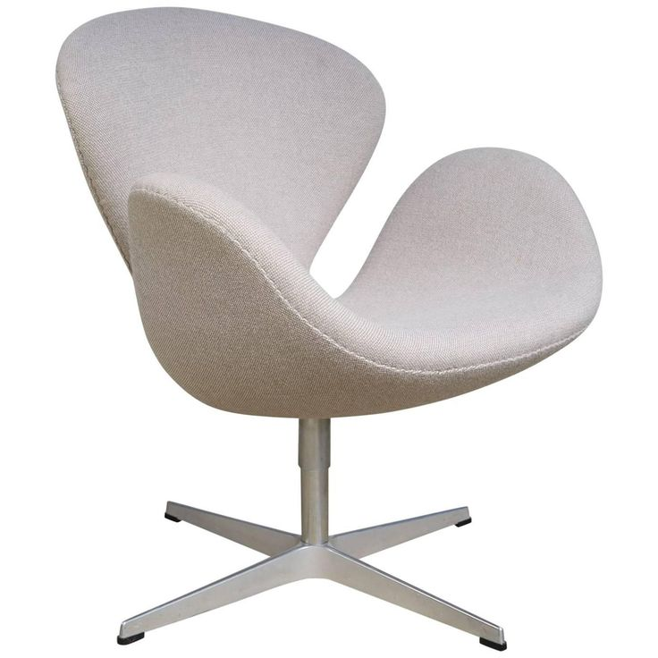 Swan Chair By Arne Jacobsen For Fritz Hansen