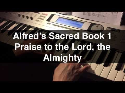 1 adult alfreds basic book level piano sacred