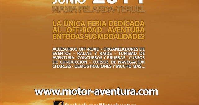 La feria referencia en el mundo del 4x4 y la aventura se celebrará de nuevo en Masía Pelarda (Teruel) los días 13, 14 y 15 de junio. Una cita ineludible para los aficionados al 4x4.