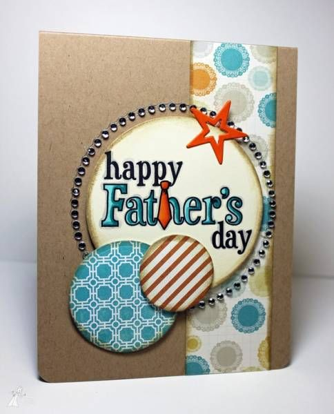 Happy Father's Day! by Kharmagirl - Cards and Paper Crafts at Splitcoaststampers