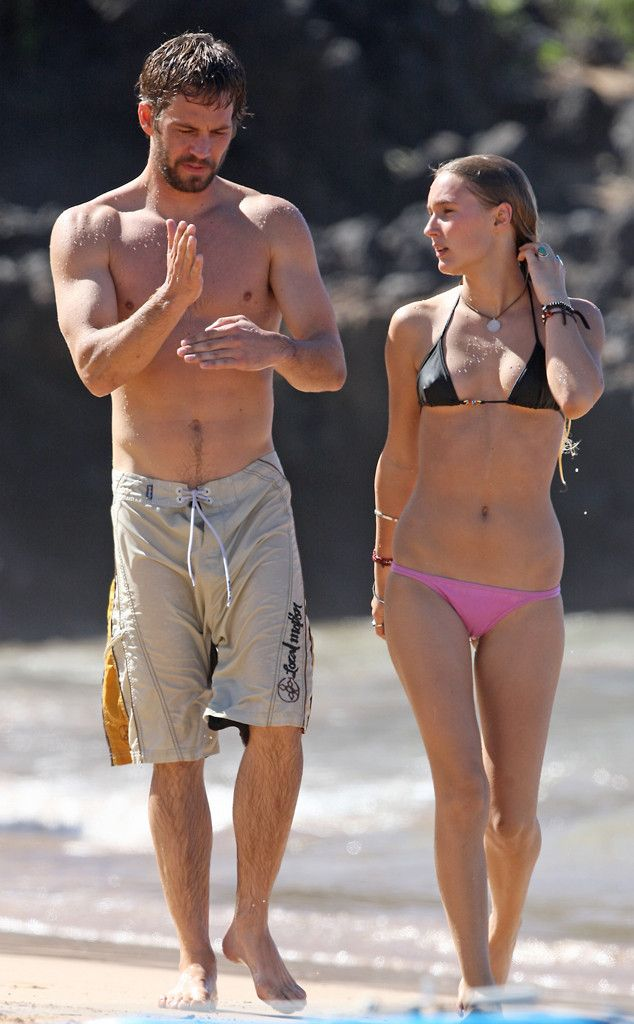 Paul Walker: A Life in Pictures The blond actor enjoys some R&R in Hawaii. #PaulWalker