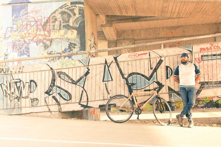 Bamboo bike by Bikestein: http://bikestein.com