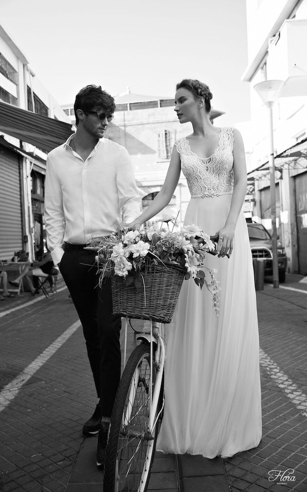 Floral Bridal 2015 Wedding Dress Collection | Bridal Musings Wedding Blog 15