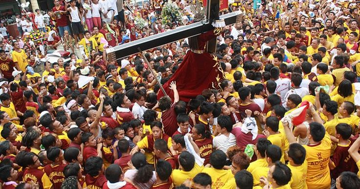 Read Black Nazarene Procession: a guide to the Philippines' holy festival by Lonely Planet