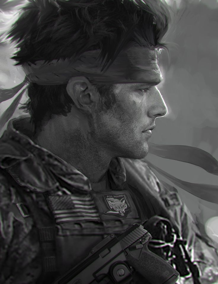 Metal Gear Online Concept Art, Jordan Lamarre-Wan on ArtStation at https://www.artstation.com/artwork/4Rgw4