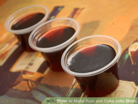 Image titled Make Rum and Coke Jello Shots Step 7