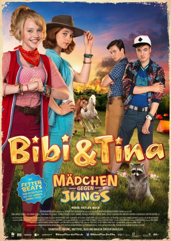 Bibi und Tina - Mädchen gegen Jungs | Bibi&Tina | Echte Postkarten online…