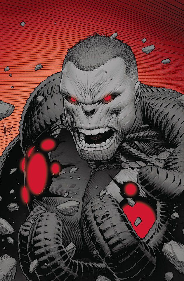 DAMAGE ANNUAL #1 DC COMICS COVER A 1ST PRINT