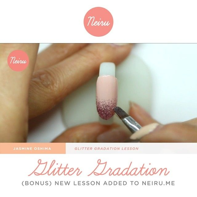 52 best neirus nail art lessons images on pinterest art lessons bonus new lesson added glitter gradation lesson working with glitter and getting a art lessonsnail prinsesfo Images
