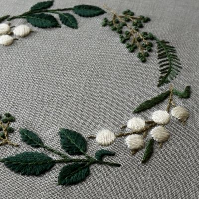 embroidery by yumiko higuchi もっと見る