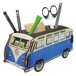 VW T1 desk supplies holder from 'Werkhaus' #Germandesign