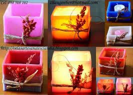 Resultado de imagen para moldes para velas decorativas
