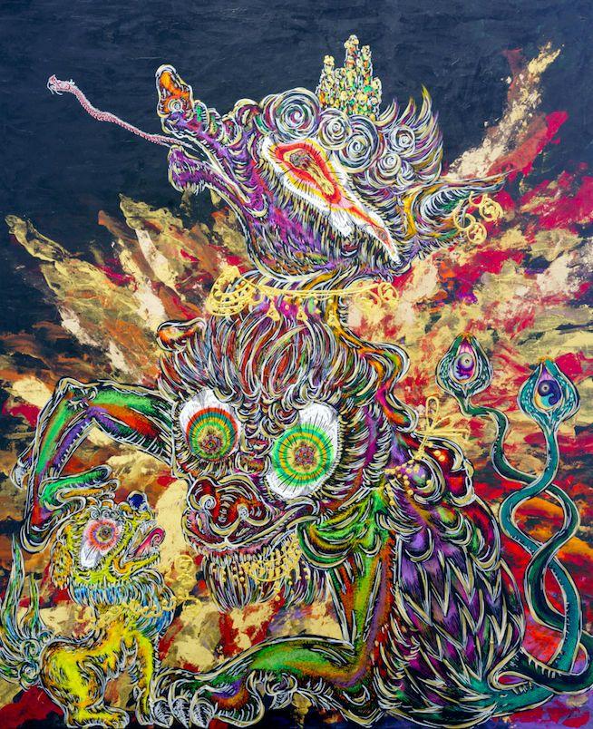 幸せに生まれ、幸せに栄える | Spirited art, Art, Spiritual art