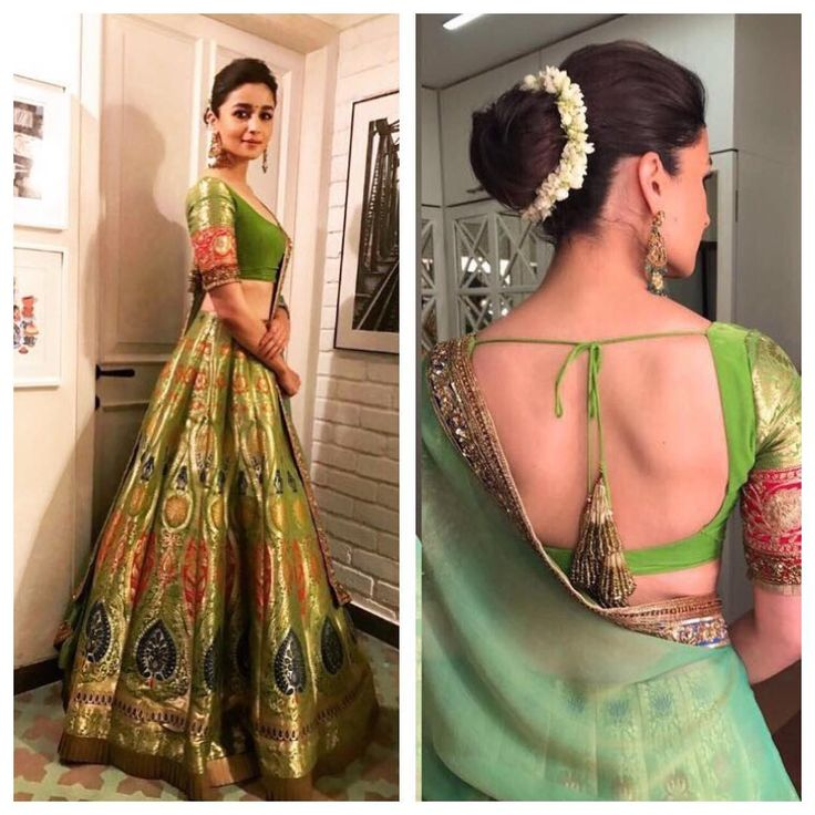 Alia Bhatt goes green this diwali