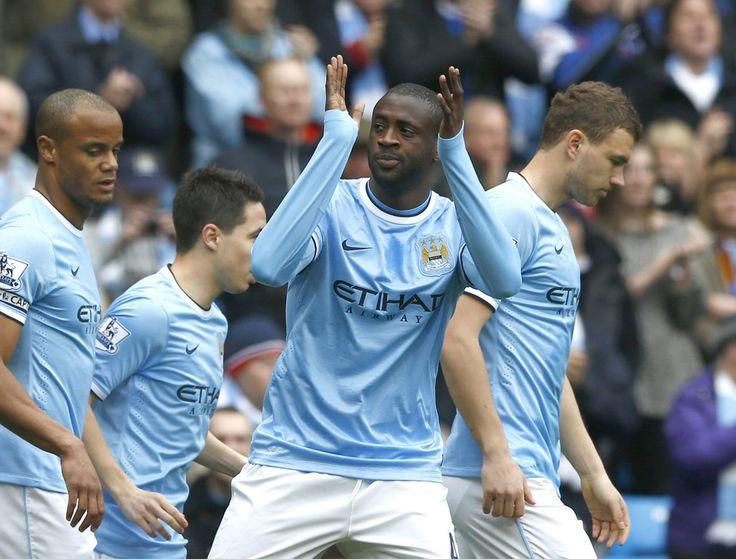 2 - Yaya Toure - Manchester City - 88