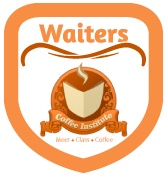 Coffee Institute - Waiters [@CoffeeIns]: You've just earned 'Coffee Institute - Waiters' badge. Come back often to upgrade your badge! | Coffee Institute (Coffeeins) is not your ordinary day-to-day coffee shop. Coffeeins brings a fresh and unique concept of modern coffee shop in Town.