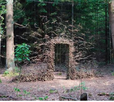 Andy Goldsworthy Natural Sculpture