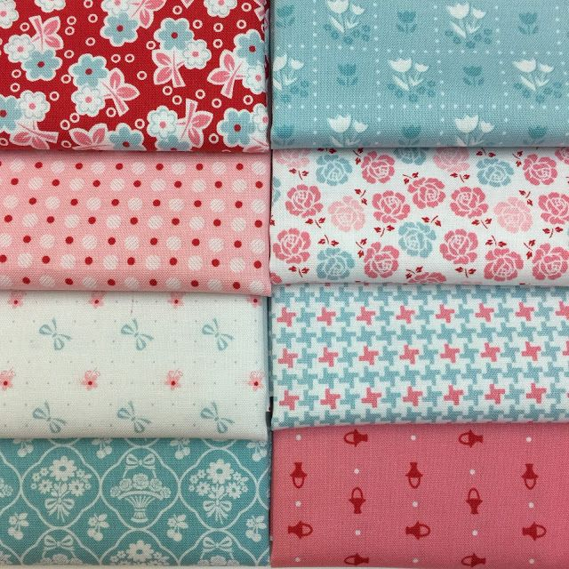 assorted pre patchwork quilting fat fabric sewing cut bundle craft ip quilt cotton quarter cloth material