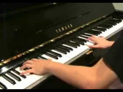 I want to learn how to play this!!!Coldplay - Clocks (piano cover) slower version