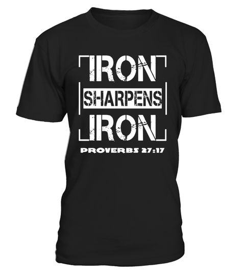 """# Iron Sharpens Iron Christian T-Shirt .  Special Offer, not available in shops      Comes in a variety of styles and colours      Buy yours now before it is too late!      Secured payment via Visa / Mastercard / Amex / PayPal      How to place an order            Choose the model from the drop-down menu      Click on """"Buy it now""""      Choose the size and the quantity      Add your delivery address and bank details      And that's it!      Tags: Forget whats trending on social media and all…"""