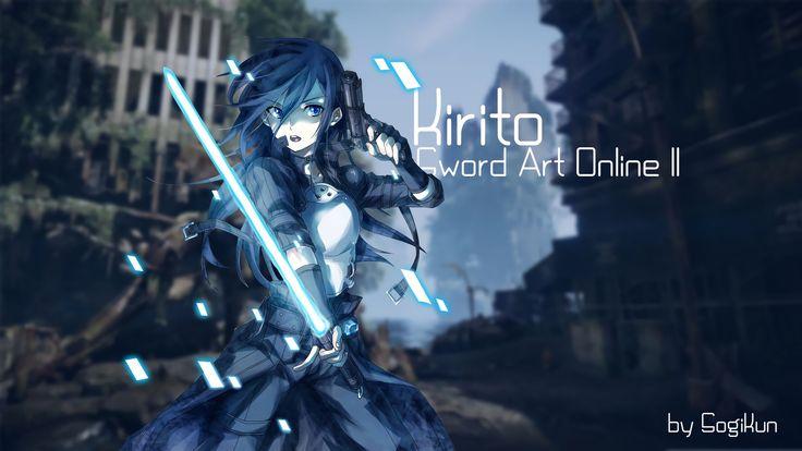 sword art online ii : High Definition Background