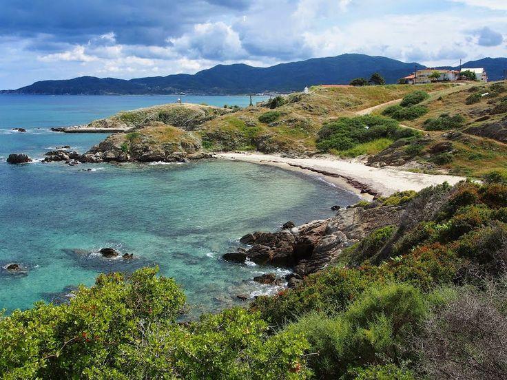 Sarti north Beach #Greece #Sithonia