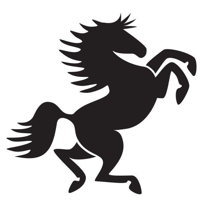 horse logo clipart - photo #22