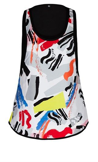 Paint pop top - City Chic