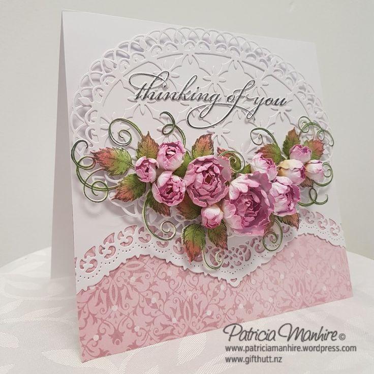Best 25 heartfelt creations ideas on pinterest paper for Handmade paper creations