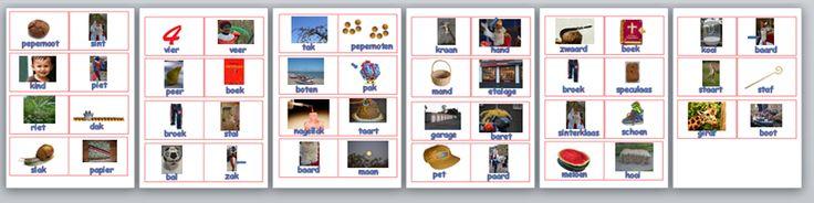 Werkblad Sinterklaas rijmen. Dit werkblad kan gebruikt worden bij de digibordles rijmen met Sinterklaas.Je kan er memorie of een dominoospel van maken. http://digibordonderbouw.nl/index.php/themas/sinterklaas/groep1/werkbladen  De les kan dus gebruikt worden bij de digibordles Rijmen met Sinterklaas. http://digibordonderbouw.nl/index.php/themas/sinterklaas/groep2/viewcategory/354