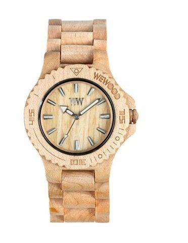 WeWood Wooden Watch by Sustahood