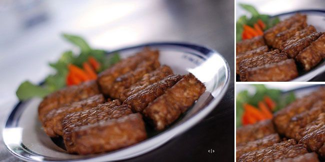 Vemale.com - Salah satu makanan tradisional Indonesia yang disuka adalah bacem tempe. Panganan manis ini terasa manis gurih dan enak disajikan hangat.