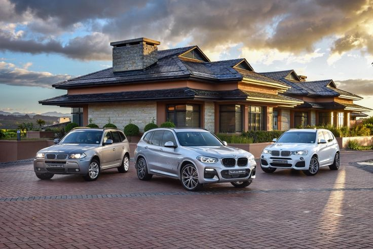 The all-new BMW X3 national media launch SA