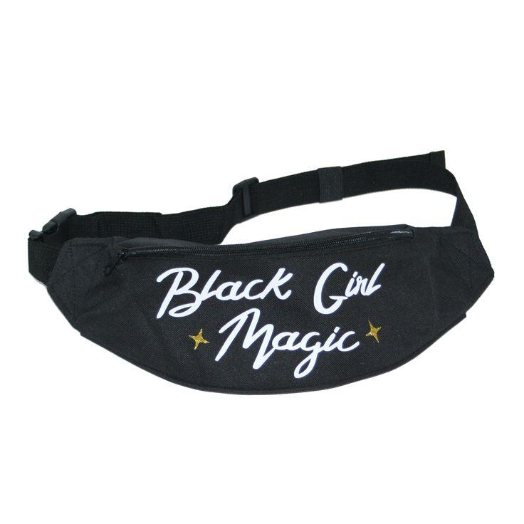 Black Girl Magic Fanny Pack