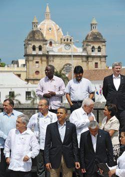 Rebelión en Cartagena  La cumbre en la que los presidentes latinoamericanos rompieron el tabú para hablar de la legalización de las drogas sirve de punto de partida para esta reflexión que propone otras vías para sacarnos de la violencia - Por Alma Guillermoprieto