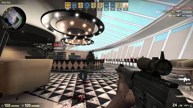 COUNTER STRIKE GLOBAL OFFENSIVE (CS GO) STEAM ONLINE MULTIPLAYER GAME PL...