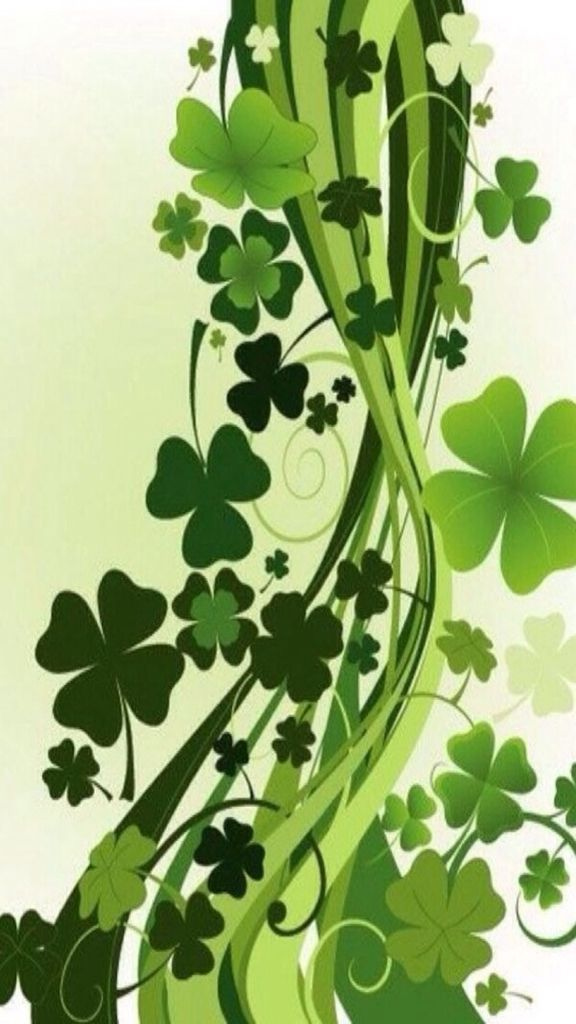 Cell Phone Wallpapers Iphone Backgrounds Wallpaper Desktop St Patricks Day Green Holiday