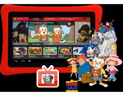 meet tablet for children