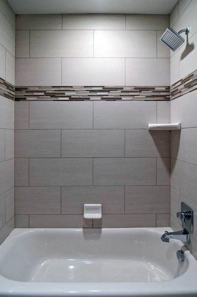 Unbelievable Tile Shower Ideas Pinterest For Your Cozy Home Large Tile Bathroom Bathrooms Remodel Bathroom Tiles Combination