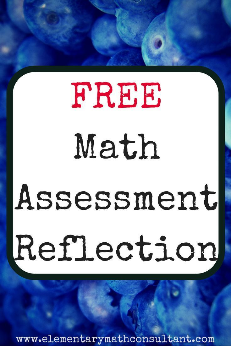 On my Teachers Pay Teachers site, I have some free math teaching materials.    Here are 3:     Fraction Sort             Assessment Reflection                  Math Strategies Poster