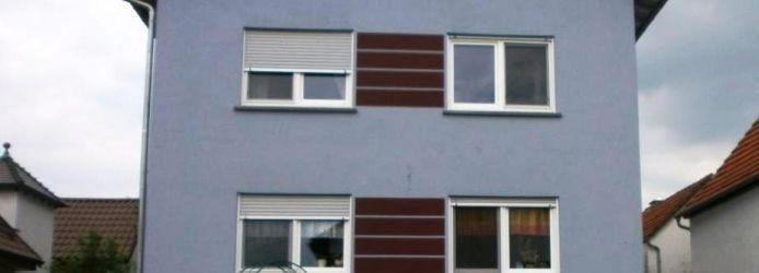 Fassade Zweifarbig Streichen Beachtenswertes Fassade Zweifarbig Hausfassade