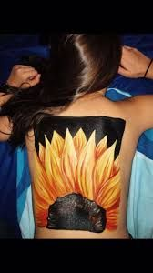 back body painting - Google Search