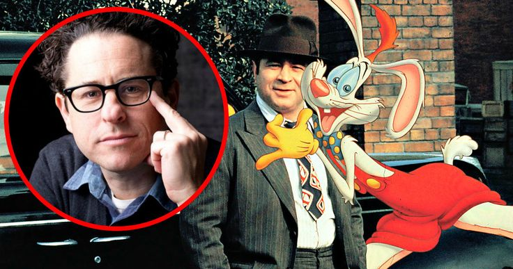 'Roger Rabbit 2' Almost Happened with J.J. Abrams? -- J.J. Abrams first met Steven Spielberg about possibly working on a follow-up to 'Roger Rabbit', but the project never got off the ground. -- http://movieweb.com/who-framed-roger-rabbit-2-jj-abrams/