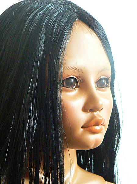 Wati, by Dwi Saptono, 2005, 95 cm
