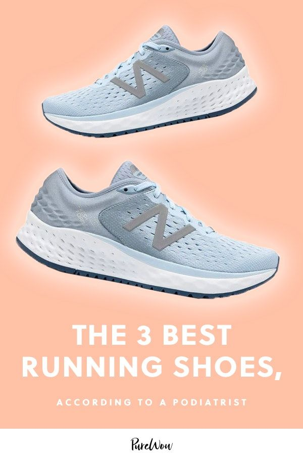 The 3 Best Running Shoes, According to