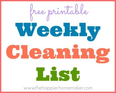 Best 25+ Daily cleaning charts ideas on Pinterest Daily cleaning - daily checklist